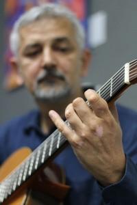Adelaide musician Dido Durmanovic
