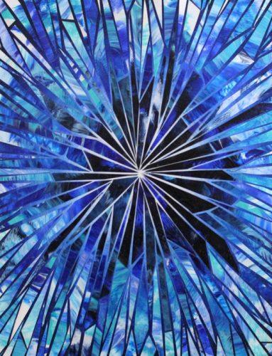 Ice Crystal II by Liz Powley