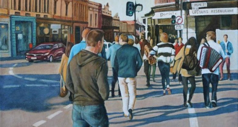 Frome and Rundle Street Adelaide