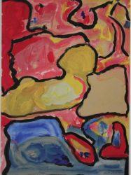 Chris White 'Abstract Rocks 2' (2010)