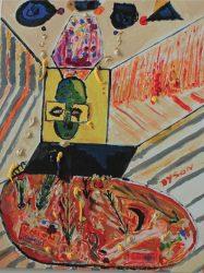 Chris White 'Dyson Heydon dumps 1' (2015)