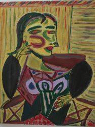 Chris White 'Woman seated' (2000)