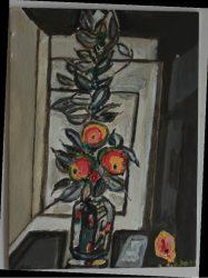 Chris White 'Flowers' (2016)