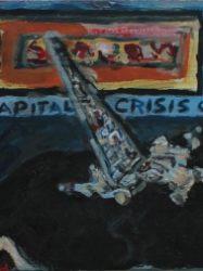 Chris White 'Capitalist crisis' (2008)