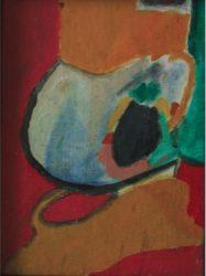 Chris White 'Still life fruit' (1993)