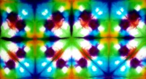 Snowflake Shibori by Denise Averay