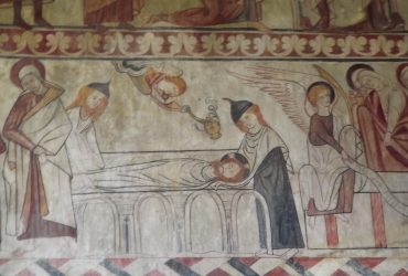 Church-wall-paintings