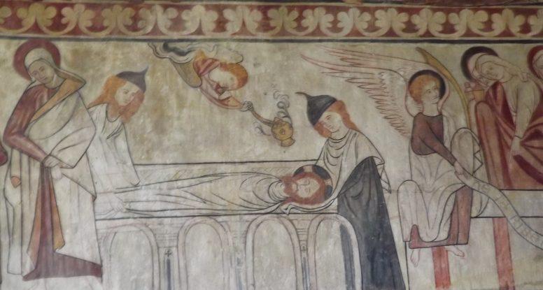 Church-wall-paintings