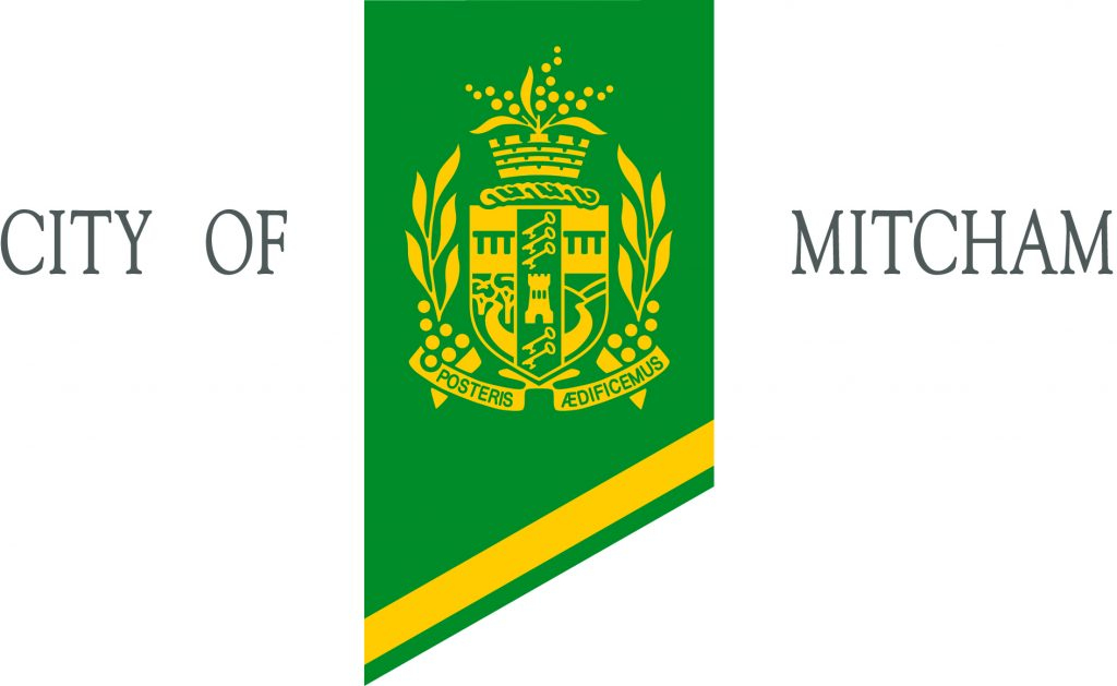 Mitcham Horizontal Logo - Full Colour