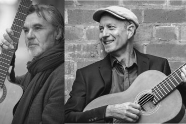 MUSIC NIGHTS @ GALLERY ONE MITCHAM - Mike Bevan and Alain Valodze